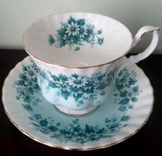 Royal Albert - Melody Series - Nocturne - www.royalalbertpatterns.com