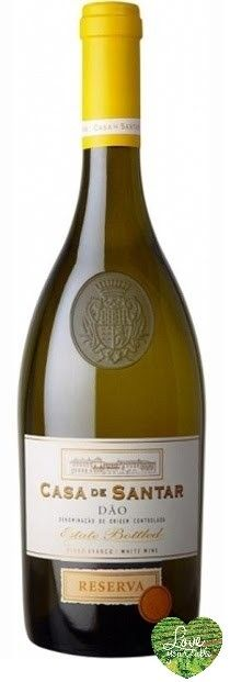 Love Your Table - Casa de Santar Reserva White Wine 2010, €13,49 (http://www.loveyourtable.com/Casa-de-Santar-Reserva-White-Wine-2010/)