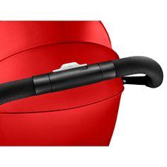 Ручка коляски сплошная, коляска Recaro Easylife легко управляется одной рукой.