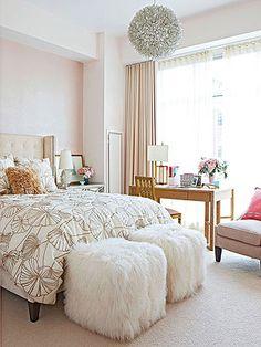Dulces sueños...y lindo pie de cama!
