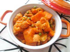 Opzoek naar een verassend lekker en vegetarisch gerecht? Maak dan deze simpele bloemkool curry!