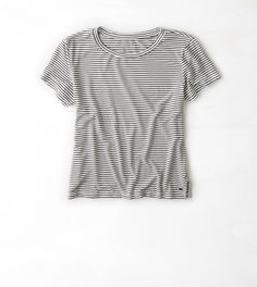 Black AEO Soft & Sexy Baby T-Shirt