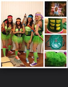 The teenage mutant ninja turtles costume pinterest master cool diy ninja turtle solutioingenieria Choice Image
