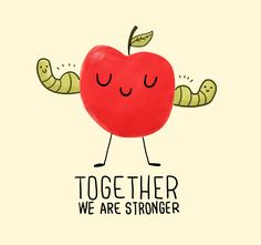 Together by Pepe Rodríguez, via Behance