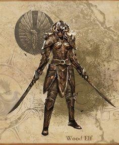 Bosmer - The Elder Scrolls Online Wiki Guide - IGN