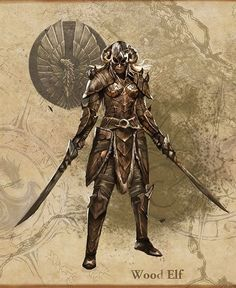 Bosmer - The Elder Scrolls Online Wiki Guide - IGN
