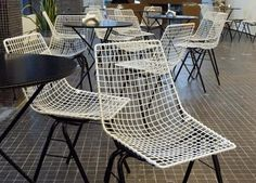 Henryk Sztaba, Wire Mesh Chair