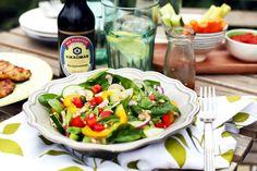 3 nyári recept szójaszósszal Cobb Salad, Food, Essen, Meals, Yemek, Eten