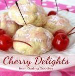 Cherry Delight Cookies