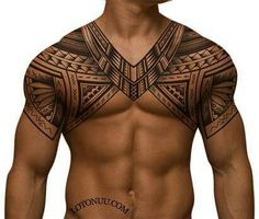 Polynesian Tribal Tattoos, Tribal Tattoos For Men, Tribal Tattoo Designs, Arm Tattoos For Guys, Cool Tattoos, Face Tats, Eagle Face, Africa Tattoos, Chest Piece