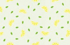 do-it-yvette-motif-citron #lemon #print