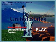 United States Map Activity