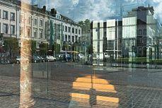 Brüssel#tapete #tapeten #fotograf #design #urban #fotograf #spiegelung #architektur