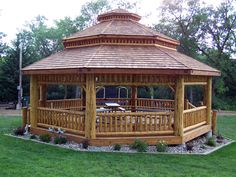 We have many varieties of Gazebos for you to choose from. Choose the Type of Gazebo Large Gazebo, Screened Gazebo, Hot Tub Gazebo, Backyard Gazebo, Wooden Garden Gazebo, Outdoor Spaces, Outdoor Living, Aluminum Gazebo, Gazebos