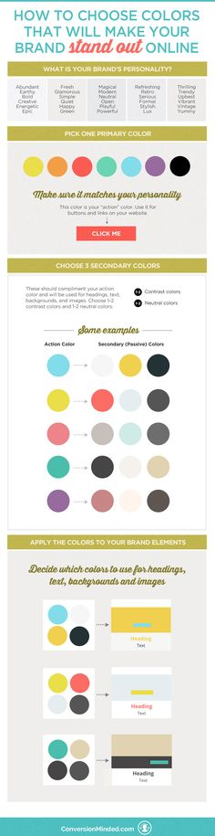 How to Choose Colors
