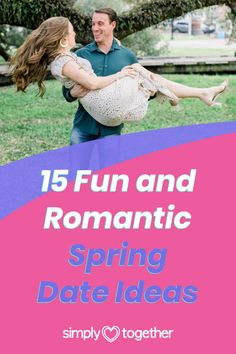 We hope that these fun and romantic spring date ideas will inspire you to try out new things and spend quality time with your partner. Winter is finally over and there are many things to do outdoors. #DateIdeas #CoupleGoals #Couples #RelationshipStuff #Relationship Relationship Problems, Relationship Advice, Spring Date, Quality Time, Couple Goals, Things To Do, Dating, Outdoors, Inspire