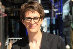 The host of MSNBC& The Rachel Maddow Show and author of the new political treatise Drift shares her thoughts on honesty, trust, and a good martini. Rachel Maddow, Jon Stewart, Madly In Love, Speak The Truth, Oprah, Cristiano Ronaldo, Powerful Women, Rolling Stones, Real Madrid
