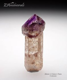 #Amethyst #Quartz #Sceptre Antsakoanimanta Deposit Fianarantsoa #Madagascar LA10 http://ift.tt/2nGr8YA  Listings ending 28th Mar 2017 http://ift.tt/1UboNKx Store link in bio If you're looking for anything in particular just use the store's search function under the header photo! Photos by: LeSonne Botha  Daily item code LA  #ZAminerals #RockOn #Crystals #Minerals #NoFilter #RockHound #mineralcollector #mineralcollection #RockCollection #RockShop #Geology #MineralsForSale #CrystalsForSale…