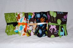 Play pen sheets are made for standard play yards from 100% cotton print and elastic for a tight fit. $20