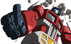 Optimus Prime by GrungeWerXshop on DeviantArt