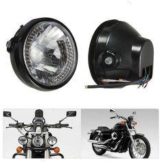 BC -Universal Motorcycle 12V Turn Signal Light Indicator Blinker Smoke fit Harley US XHT