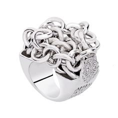 My Energy Silver Ring