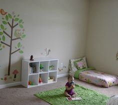 8 chambres de bébé décorées et aménagées selon la pédagogie Montessori