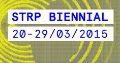 The Gaslamp Killer And Many More On STRP Biënnial 2015 Events, Personalized Items, Cards, Maps, Playing Cards