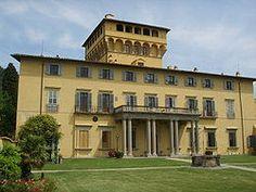 La villa di Maiano - Fiesole (Firenze)