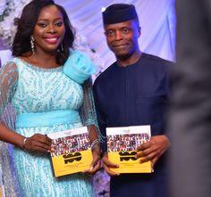 FOW 24 NEWS: VP Yemi Osinbajo,Others Join Love Idoko In Making ...