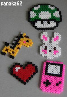 Perles à repasser - Hama Beads panaka62 (4)