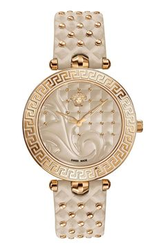 Vanita by Versace Swiss Quartz Watch