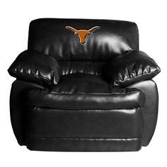Texas Longhorns Recliner Texas Longhorns Products We