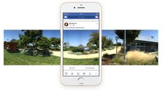 You can now set up a 360 photo as your Facebook cover