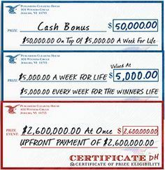 Publishers Clearing House Absolute I RROJAS CLAIM CASH BONUS $50,000.00, $5,000.00 A WEEK FOR LIFE, $2,600,000.00 UPFRONT PAYMENT FOR THE FIRST TIME EVER WINNER I AM RROJAS OFFICIALLY CLAIM TO WIN PRIZES FOR THE BEST MOBILE EVER