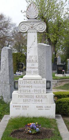 Biografie der Komponistin Mathilde Kralik von Meyrswalden, Homepagedesign-Werkstatt.de, Erika Steegmann, Krefeld