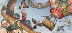 Sun Gallery  #illustrations #ChildrensBooks #Illustrators #art #kids #books