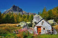 foto paesaggi montani | Paesaggi montani by Giorgiophoto [JuzaPhoto]