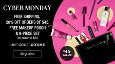 Cyber Monday SALE is in full effect until Tuesday at midnight!  Do NOT miss this deal, it is way too awesome...great holiday items, new fashions and products, and great gift ideas for anyone on your list at prices that won't bust your budget! https://rfulkerson.avonrepresentative.com/