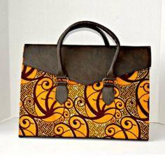 African Fabric Handmade Bag, Ankara Design, African Design, Clutch Bag, African Print bag by ZabbaDesigns on Etsy