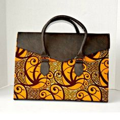 African Fabric Handmade Bag, Ankara Design, African Design, Clutch Bag, African Print bag by ZabbaDesigns on Etsy