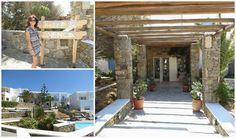 Vencia Boutique Hotel, Mykonos Town, Mykonos, Greece.... an amazing stay!!!