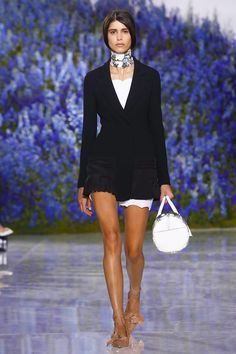 Dior Ready To Wear Spring Summer 2016 Paris - NOWFASHION