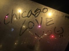 V || Bts in Chicago!