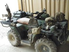 Hunting Vehicles - Page 2 Polaris Atv, Ride 2, Chest Rig, Quad Bike, 4 Wheelers, Dual Sport, Military Diorama, Survival Equipment, Military Equipment