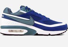 Marina Blue Highlights The Nike Air Max BW