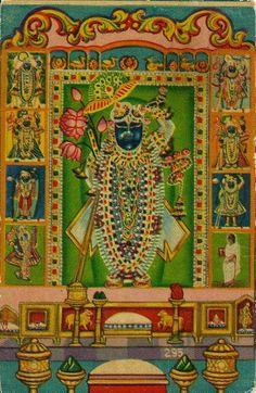 Heritage of India: Lord Shrinathji.
