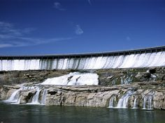 Great Falls, Missouri River, Montana