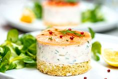 Cheesecake au saumon sans cuisson