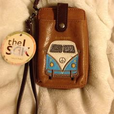 The sak The sak VW wallet!! Brand new with tags The Sak Bags Wallets